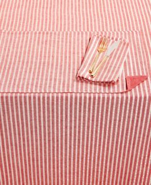 Homewear Korah Stripe 60 X 104 Tablecloth