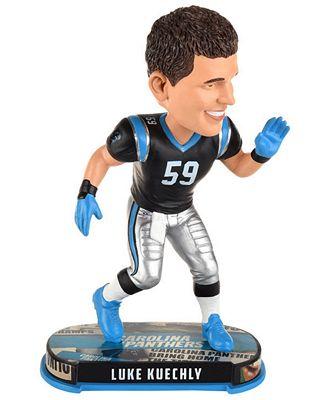 Forever Collectibles Luke Kuechly Carolina Panthers Headline Bobblehead