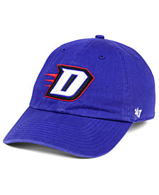 '47 Brand DePaul Blue Demons CLEAN UP Cap