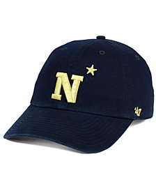 '47 Brand Navy Midshipmen CLEAN UP Cap