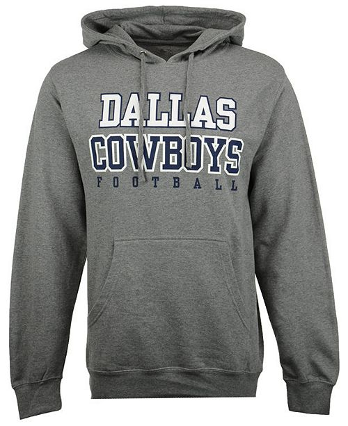 pretty nice 90621 3fa49 Authentic NFL Apparel Men's Dallas Cowboys Practice Fleece ...