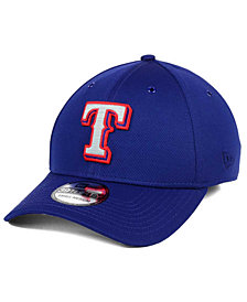 New Era Texas Rangers Leisure 39THIRTY Cap