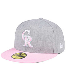 New Era Colorado Rockies Perfect Pastel 59FIFTY Cap