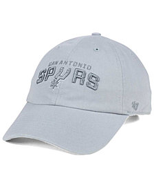 '47 Brand San Antonio Spurs Triple Rush CLEAN UP Cap