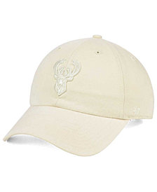 '47 Brand Milwaukee Bucks Triple Rush CLEAN UP Cap