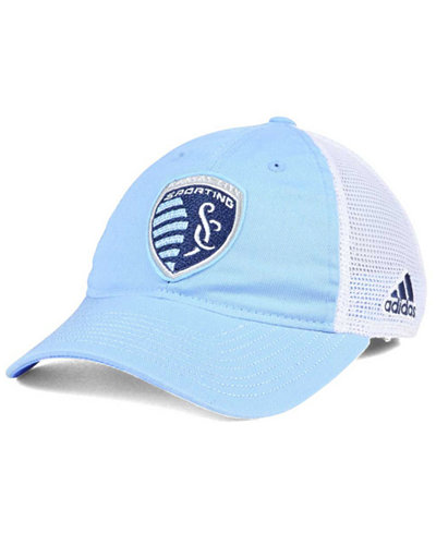 adidas Sporting Kansas City Jersey Slouch Cap
