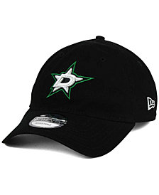 New Era Dallas Stars Relaxed 9TWENTY Strapback Cap
