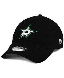 New Era Dallas Stars Relaxed 9TWENTY Strapback Cap