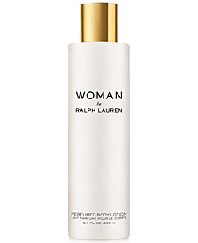 Ralph Lauren Woman By Ralph Lauren Perfumed Body Lotion, 6.7 oz.