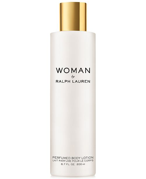 Ralph Lauren Woman By Ralph Lauren Perfumed Body Lotion 70885b4a5
