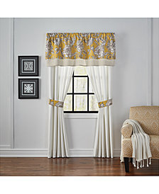 "Croscill Kassandra 72"" x 20"" Window Valance"