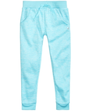 Champion SpaceDyed Jogger Pants Little Girls (46X)