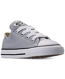 Converse Toddler Boys' Chuck Taylor All Star Ox Casual Sneakers from Finish Line
