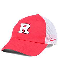Nike Rutgers Scarlet Knights H86 Trucker Cap