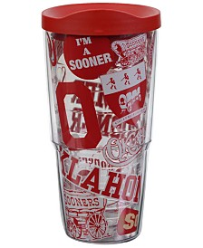 Tervis Tumbler Oklahoma Sooners 24oz All Over Colossal Wrap Tumbler
