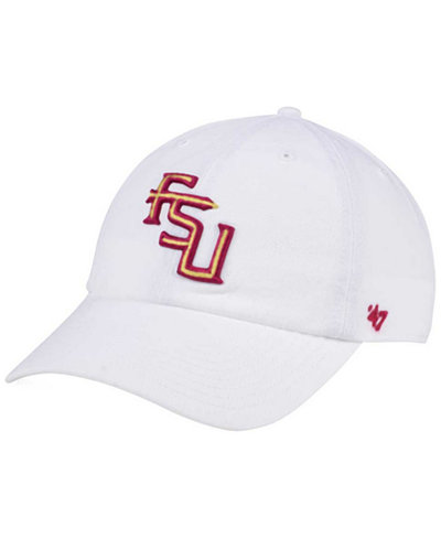 '47 Brand Florida State Seminoles CLEAN UP Cap