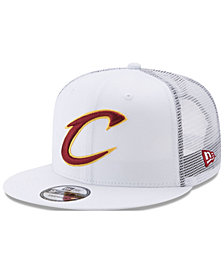 New Era Cleveland Cavaliers Summer Time Mesh 9FIFTY Snapback Cap