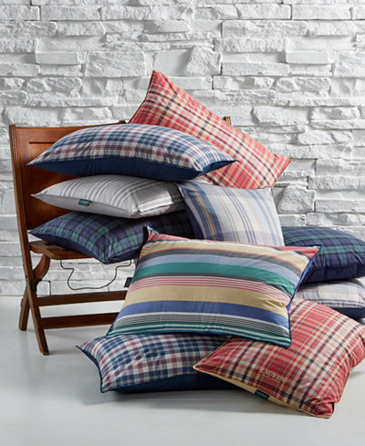 Lauren Ralph Lauren Yarn Dyed 2 Pack Pillow Collection