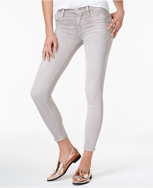afd3f08f94d Hudson Jeans Nico Mid Rise Super Skinny Ankle Jean & Reviews - Jeans ...