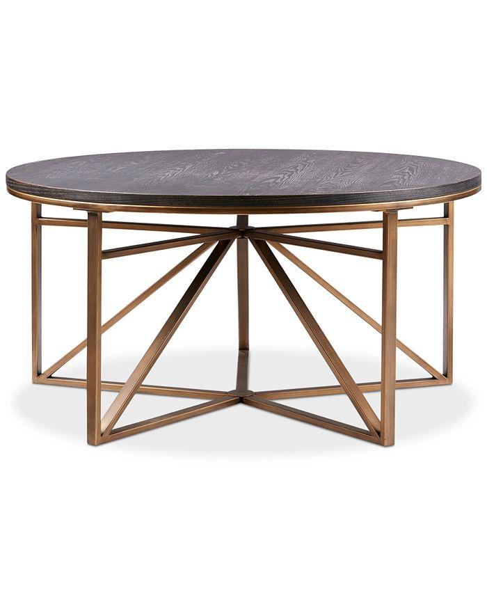 Furniture - Madison Coffee Table, Quick Ship