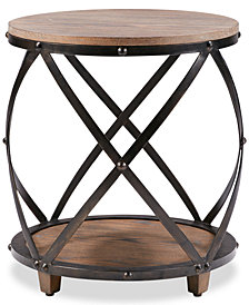 Cirque Accent Table, Quick Ship