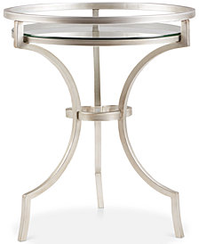 Griffin Accent Table, Quick Ship