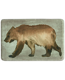 "Bacova Bear 20"" x 30"" Accent Rug"