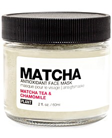Matcha Antioxidant Face Mask