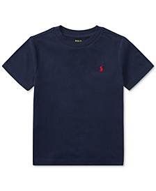 Little Boys Crew-Neck Tee