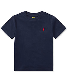 Ralph Lauren Little Boys Crew-Neck Tee