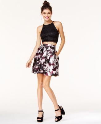 Print Dresses for Juniors