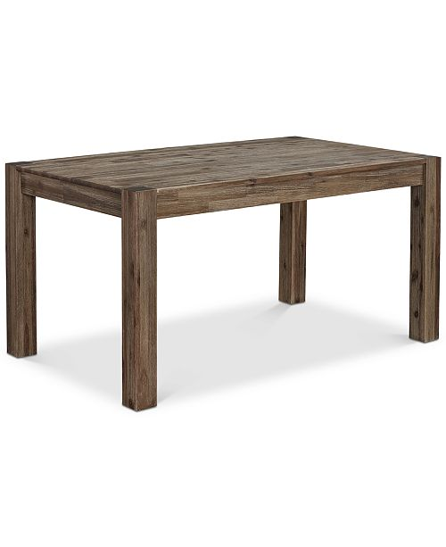 """Furniture Canyon 60"""" Dining Table, Created for Macy's"""