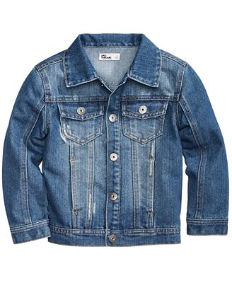 Epic Threads Classic Denim Jacket, Little Boys (4-7), Created for ...