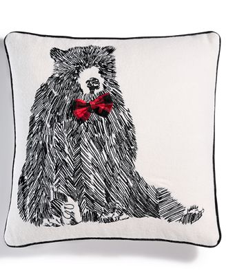 CLOSEOUT! Martha Stewart Collection Bowtie Bear 18