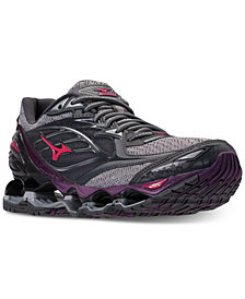 Mizuno Women's Wave Prophecy 6 Running Sneakers from Finish Line