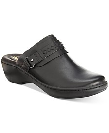 Clarks Collection Women's Delana Amber Clogs
