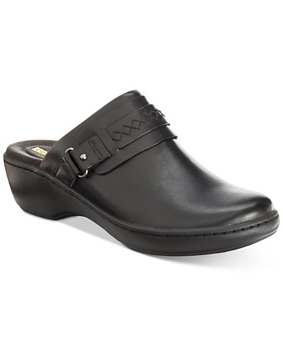 Clarks Collection Women's Delana Amber Mules