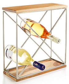 CLOSEOUT! Martha Stewart Collection Wine Rack, Created for Macy's