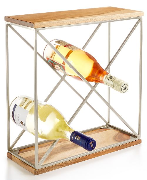 Martha Stewart Collection CLOSEOUT! Wine Rack, Created for Macy's