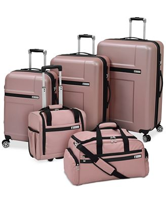 London Fog Southbury Expandable Hardside Spinner Luggage Collection