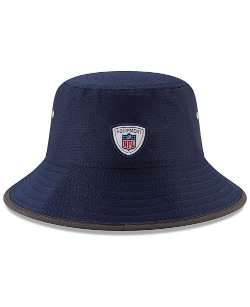 New Era Los Angeles Chargers Training Bucket Hat
