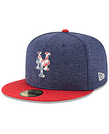New Era Boys' New York Mets Stars & Stripes 59FIFTY Cap