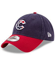 New Era Chicago Cubs Stars & Stripes 9TWENTY Strapback Cap