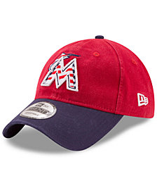 New Era Miami Marlins Stars & Stripes 9TWENTY Strapback Cap