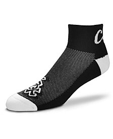 For Bare Feet Chicago White Sox The Cuff Ankle Socks