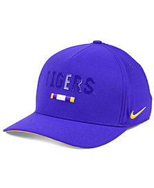 Nike LSU Tigers Summer Seasonal Swoosh Flex Cap