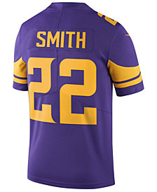 Nike Men's Harrison Smith Minnesota Vikings Limited Color Rush Jersey