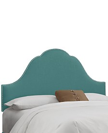 Jenny Nail Button Headboard Collection, Quick Ship