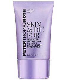 Peter Thomas Roth Skin To Die For No-Filter Mattifying Primer