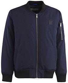 Calvin Klein Bomber Jacket, Little Boys
